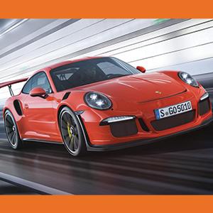 Image: Porsche 911 GT3 RS
