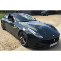Dash Camera Fitting Ferrari FF