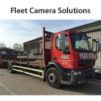 Dash Cam Fleet Installation – Smart Witness KP1