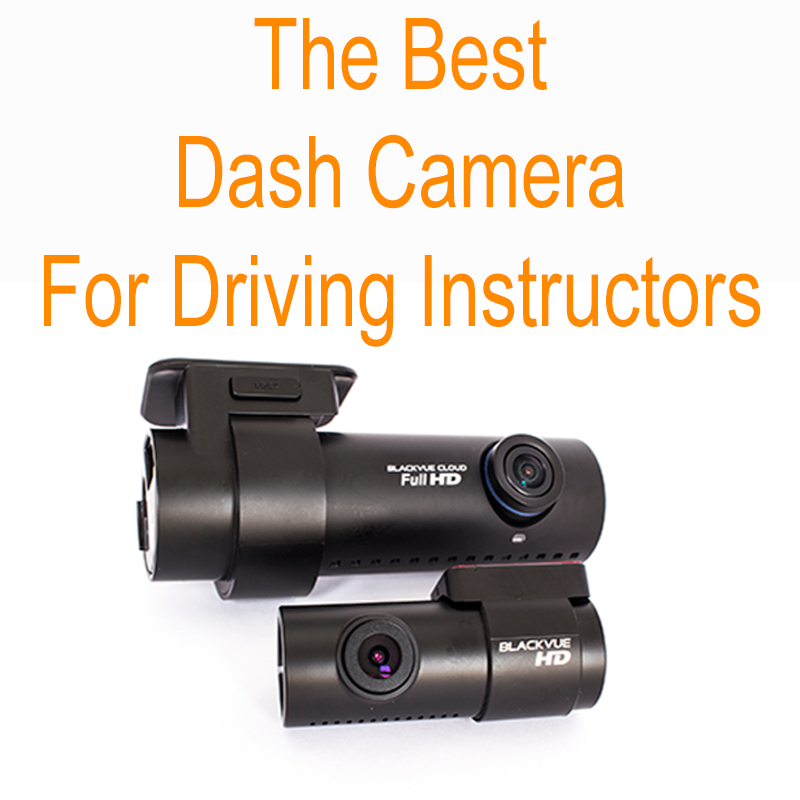 The best dash camera for drivig instructors