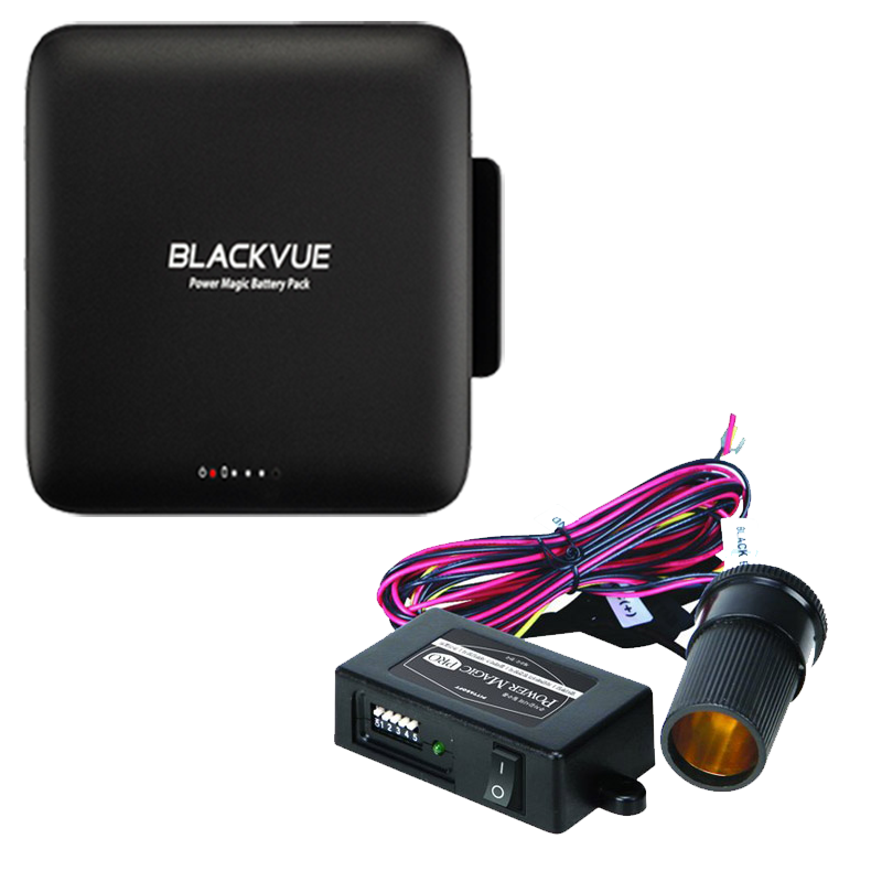 BlackVue Hardwire options