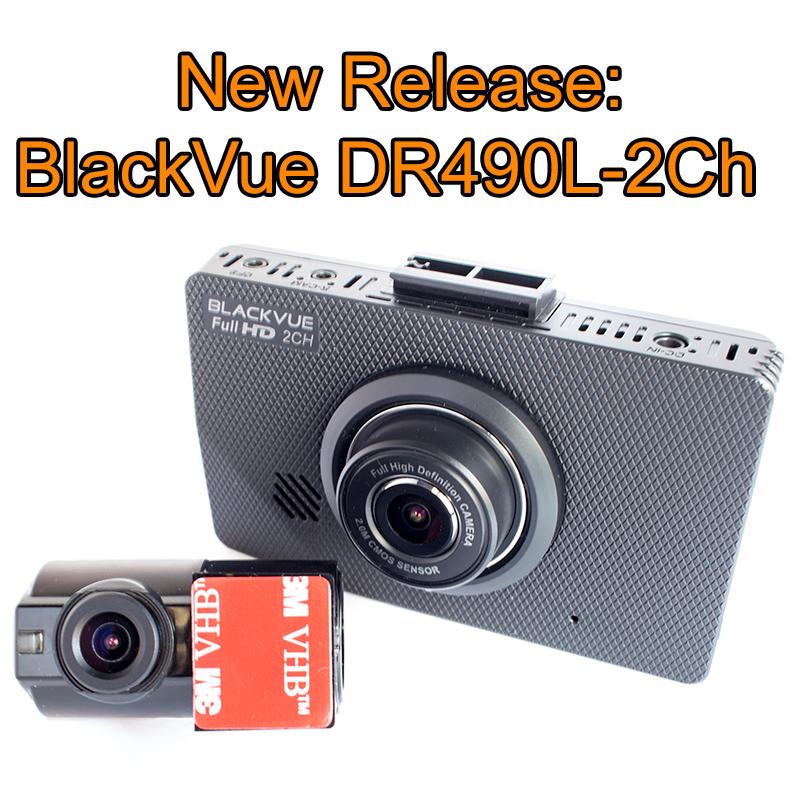 BlackVue DR490L-2Ch