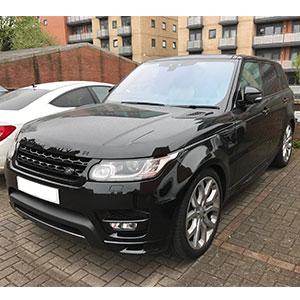 Range Rover Sport 2017 - Dash Cam