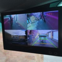 Mercedes Vito Dash Cam Installation- Smart Witness SVC400GPS