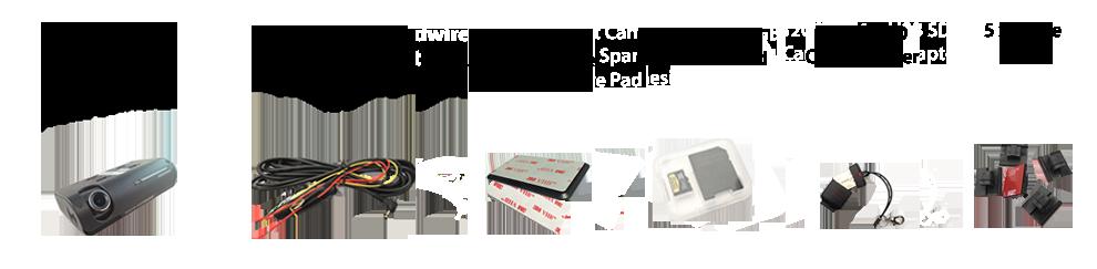 F770-1Ch Box Contents