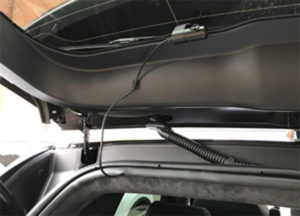 Range Rover Sport 2017 Looping Rear Cable