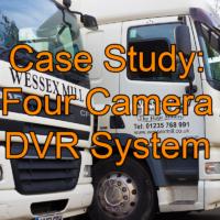Wessex Mill – Four Camera DVR Case Study